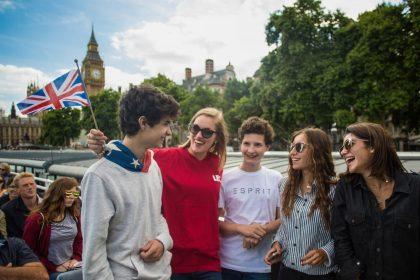 Séjour Collège en Angleterre – Découvrir Londres